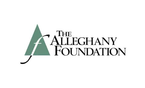 The Alleghany Foundation logo